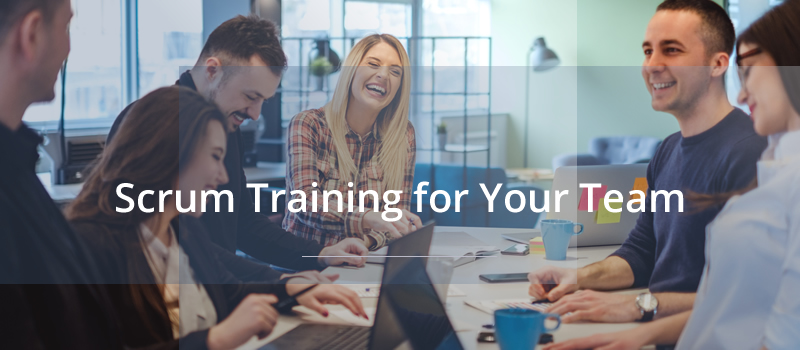 Scrum Master Training for Your Team